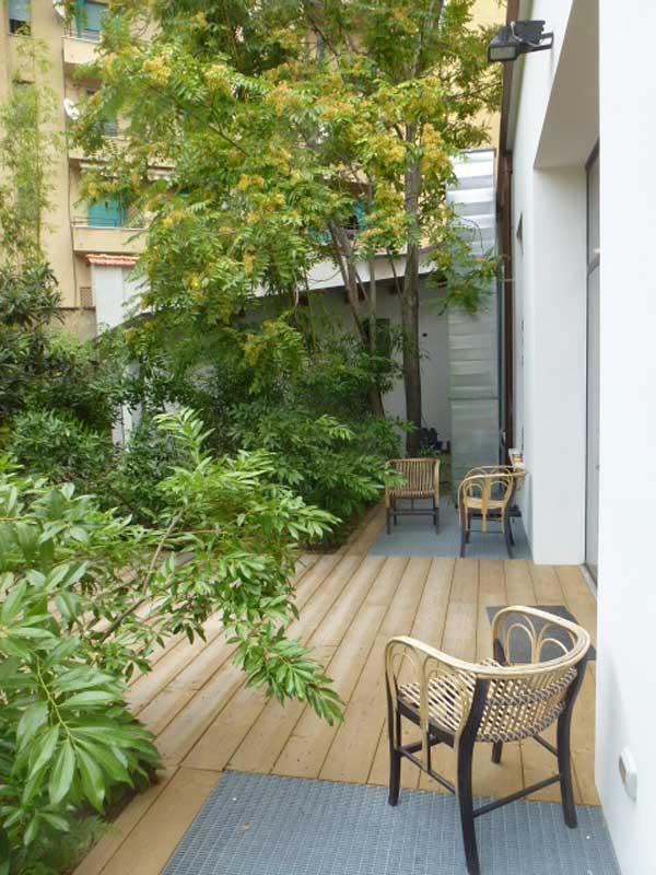 Open space « Cappellini giardinieri